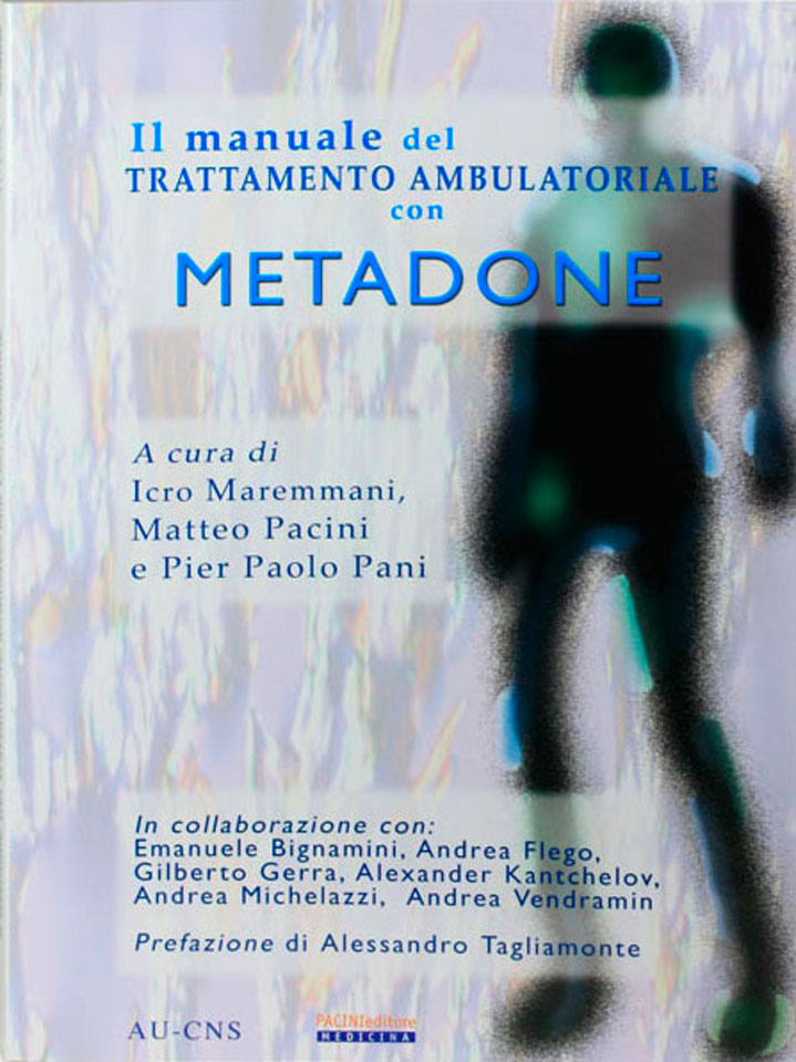 Il manuale del trattamento ambulatoriale con metadone