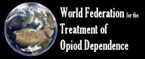 Logo WFTOD - World Federation for the Treatment of Opiod Dependence